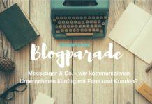 Blogparade-Titel
