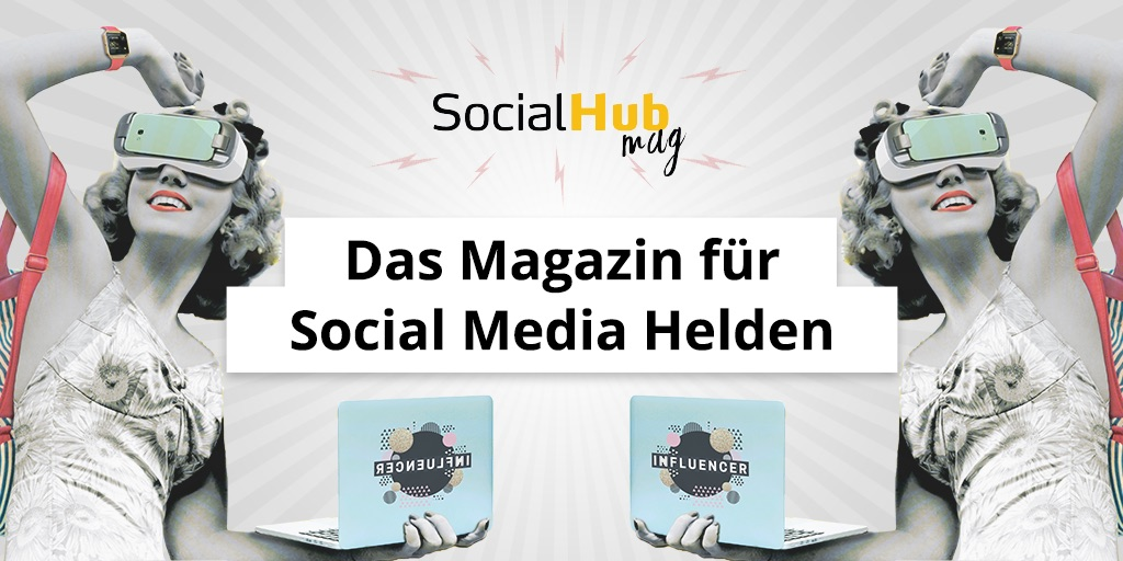 SocialHub Mag 4 Influencer Marketing