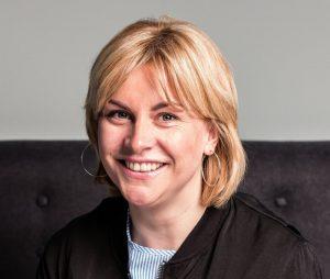 Kirsti Lenehan, Social Media Managerin bei Joyclub